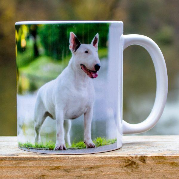 hrnek s pejskem Bull-Terrier