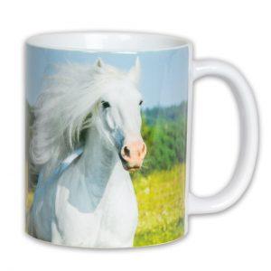 Hrnek s fotkou - Bílý Kůň