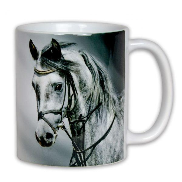 Hrnek s obrázkem - Kůň