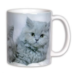 hrnek s kočkou