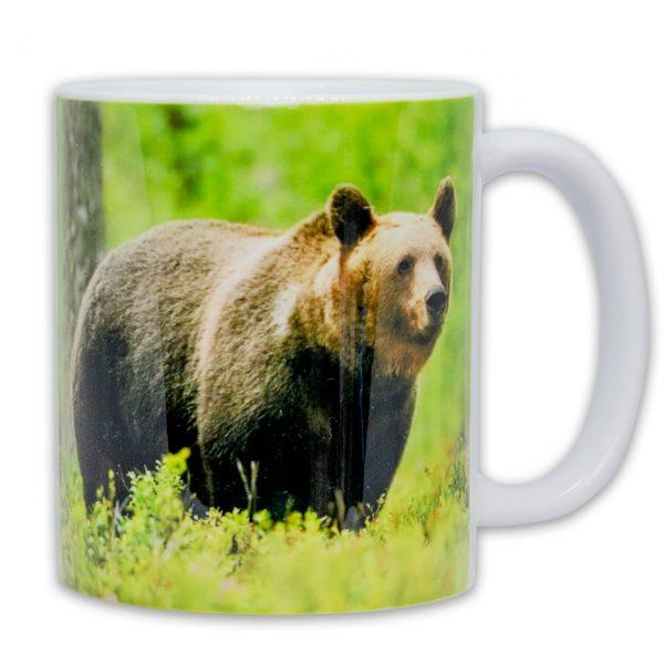 Hrnek - Medvěd