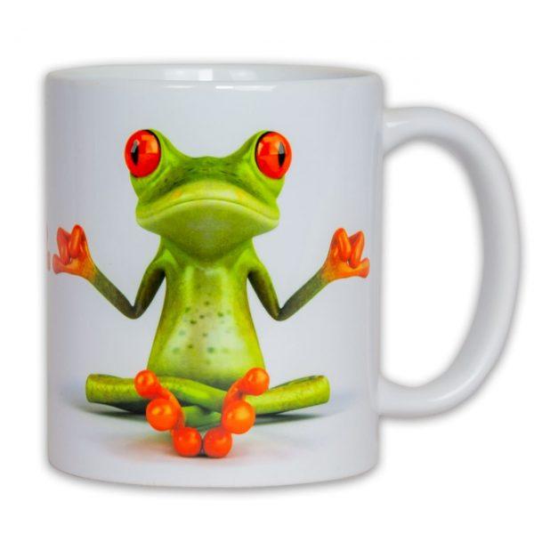 Hrnek s obrázkem - Žába