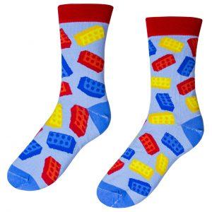 Veselé ponožky - Stavebnice