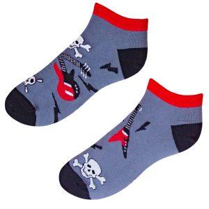 veselé kotníkové ponožky
