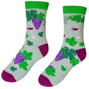 veselé ponožky dámske