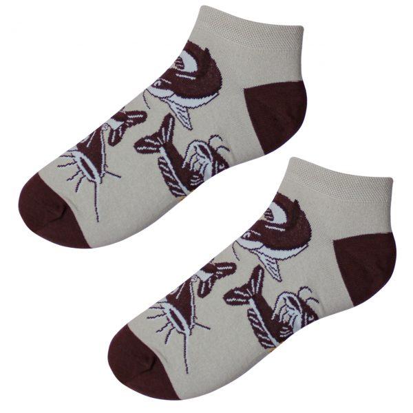 kotníkové ponožky – Ryba