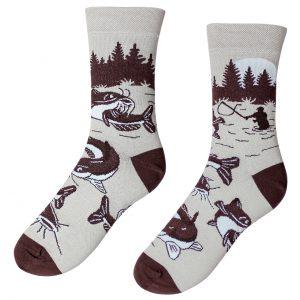 ponožky pro rybáře