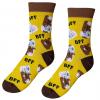 Veselé ponožky Hovínko BFF