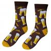 Veselé ponožky S pivem
