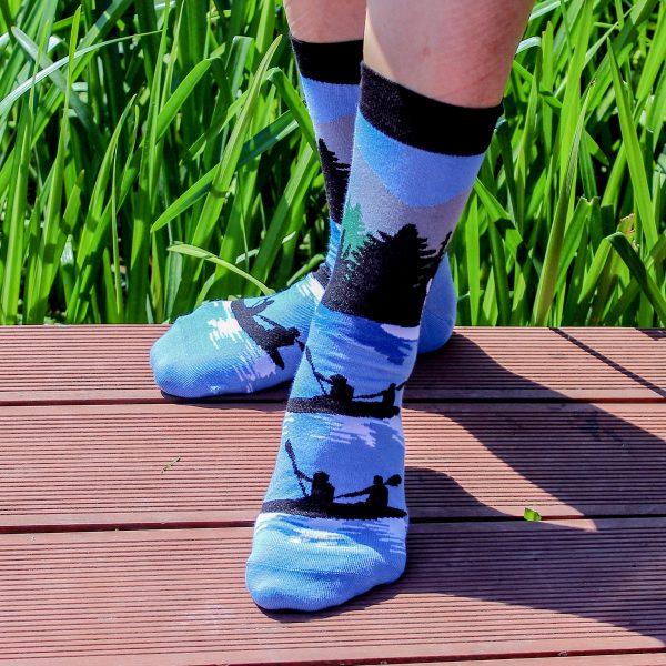 Veselé ponožky Splav2