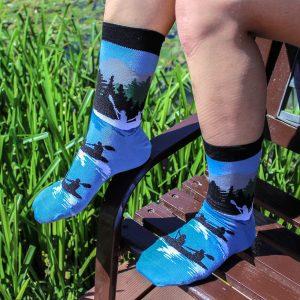 Veselé ponožky Splav3