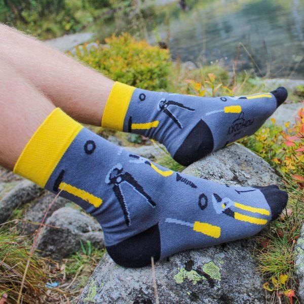 Veselé ponožky – Nářadí